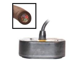 TRASDUTTORE IN PLASTICA ECO PASSANTE  1 KW   50/200 Khz