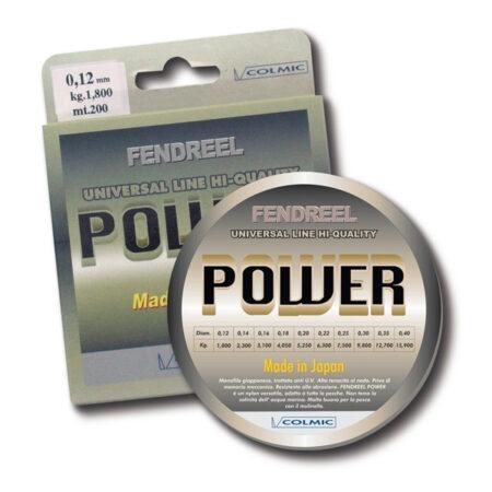 MONOFILO   COLMIC  FENDRELL  POWER   200 MT