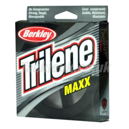 MONOFILO  BERKLEY TRILENE MAXX CLEAR   300 mt