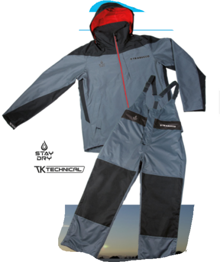 Trabucco Completo GNT PRO WTP SUIT