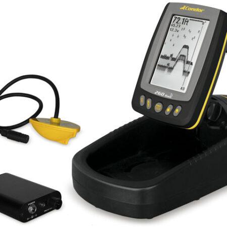 Ecoscandaglio Condor 260 wireless per Bait Boat