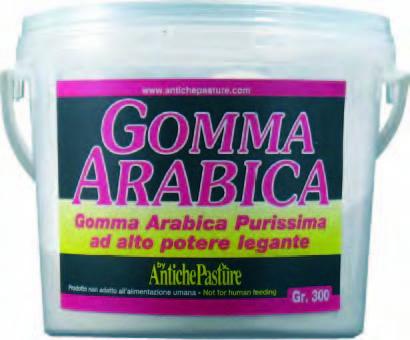 GOMMA ARABICA PURISSIMA