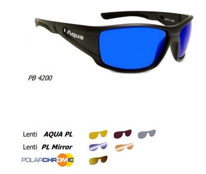 Occhiali Aqua Artic