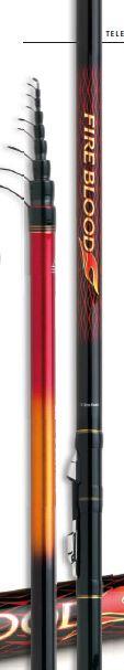 Canna Shimano Fire Blood Slim TE GT bolo