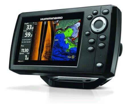 Humminbird HELIX 5 Chirp SI Sonar  GPS G2