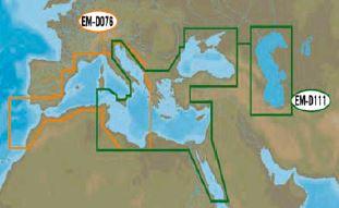 Cartografia C-Map 4D MAX+ Chart