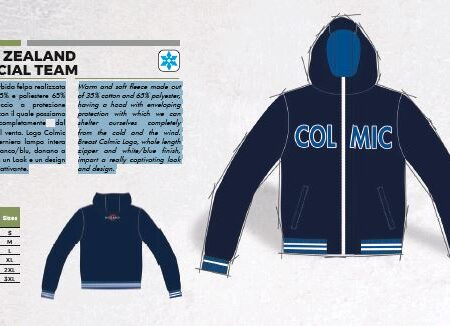 Colmic New Zeland Official Team