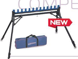Appoggia Kit Colmic Competition 12 posti c/gambe