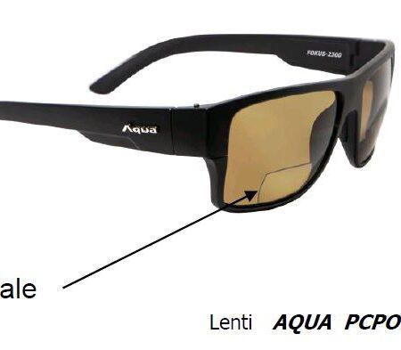 Occhiali Aqua Focus bi-focali
