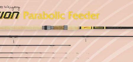 Canna Tubertini Next Generation parabolic feeder
