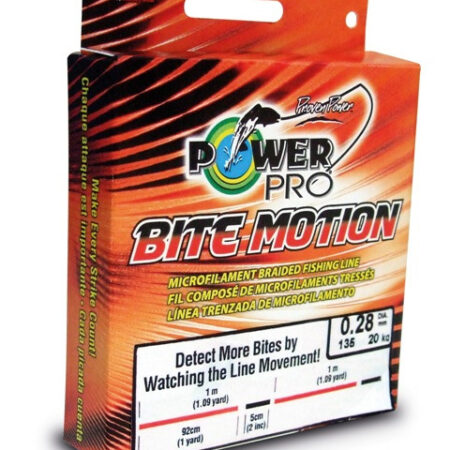 FILO TRECCIATO POWER PRO BITE MOTION MT 1600