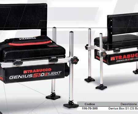 Paniere Trabucco GENIUS BOX S1/CS