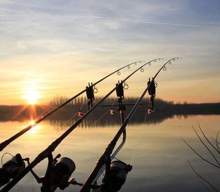 Canne  da  Carp Fishing