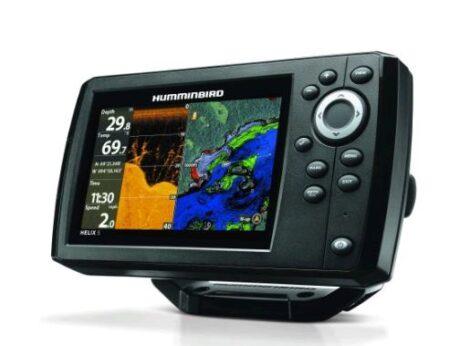 Humminbird HELIX 5 Chirp DI Sonar GPS G2