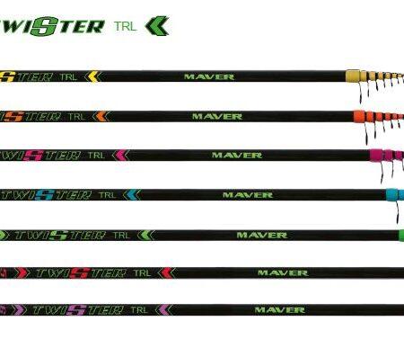 Maver Twister Trout