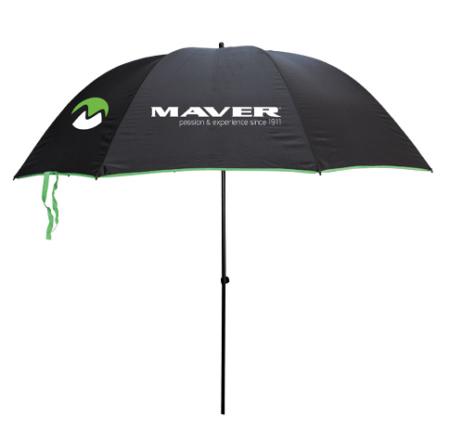 Ombrellone Maver NYLON UMBRELLA BLACK