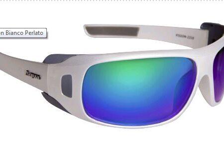 Occhiali Aqua Vision White